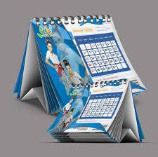 desain kalender meja keren desain kalender meja suki brand logo identity web desain