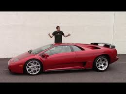 pictures of lamborghini diablo the lamborghini diablo was the craziest car of the 1990s