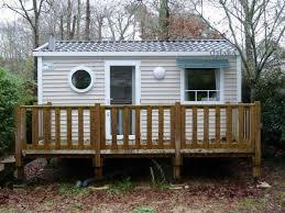 mobil home 1 chambre mobil home 1 chambre terrasse bois non couverte cing
