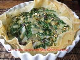 cuisiner les feuilles de blettes tarte feuilles de brick aux blettes raisins secs noix de cajou