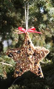 birdseed tree ornaments recipe from the the russo jr cookbook