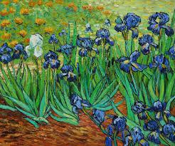 irises by vincent van gogh ya 018 124 00 abstract art sale