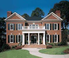 neoclassical home plans neoclassical plantation house plan house blueprints a can