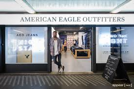 shop of the week american eagle outfitters appear here