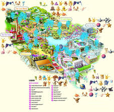 Universal Studios Hollywood Map Rws Pokemon Go Promo 10 Off Universal Studios U0026 S E A Aquarium