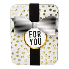 gift card tin for you gift card tin the container store