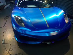 chrome ferrari 458 wrapking premium car wrap car foil canada chrome car