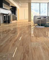 indoor tile living room floor porcelain stoneware wood