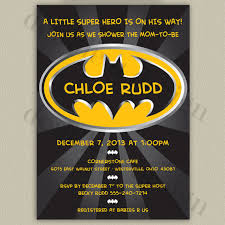 batman baby shower ideas batman baby shower invitations theruntime
