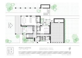 All In The Family House Floor Plan Meb Architects Projekty Family House Under The Tatras