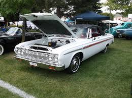 car show classic 1964 plymouth fury convertible u2013 bridging the
