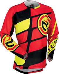motocross gear canada moose racing s7 m1 jersey motocross jerseys red yellow moose