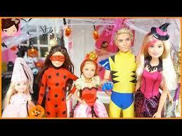 barbie halloween clothes