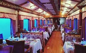 now you can get married on the train yes in india luxury