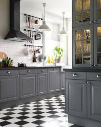gray kitchen cabinets ideas kitchens with gray cabinets stylish design ideas 13 best 25