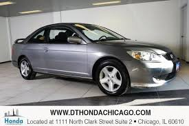 2005 honda civic coupe 2 door in illinois for sale used cars on