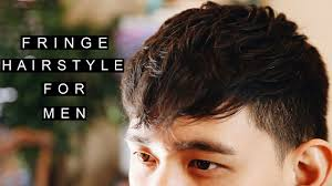 hairstyles asian hair fringe hairstyles for men textured asian hair modern short bangs