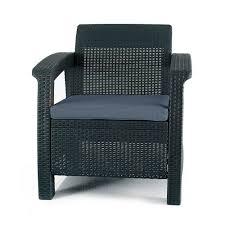 Wicker Plastic Patio Furniture - wicker patio furniture black patio furniture outdoors the