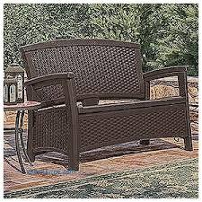 Suncast Patio Storage Bench Storage Benches And Nightstands Elegant Rattan Garden Storage