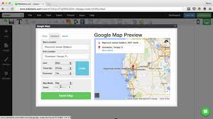 Map A Route by How To Create A Route Map Youtube