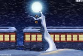 play free the polar express ticket chase online games