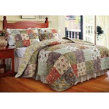 global trends quilt set walmart