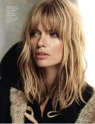 lob haircut with bangs the best lob haircut ideas hair world magazine