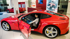 ferrari headquarters inside ferrari shares tumble after cautious outlook for 2016