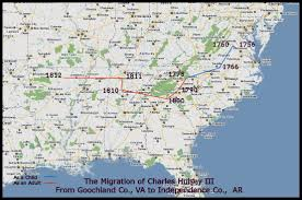 Valdosta Map Charles Hulsey Iii