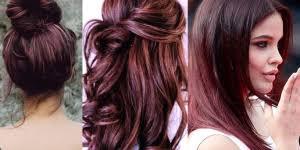invierno 2016 color de pelo rojo de tendencia invierno tendencia de color de pelo 2016 2017 ekario