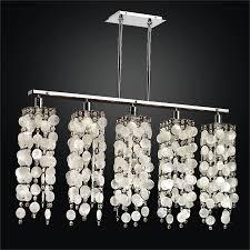 lighting choose beautiful capiz chandelier designs for your home