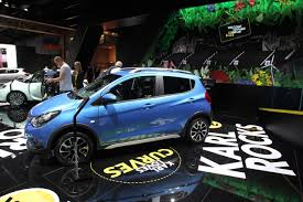 opel karl rocks opel karl rocks salone di parigi 2016 1 8