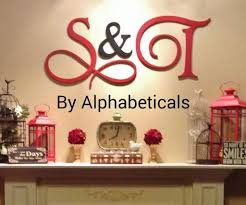 decorative wooden letters for walls best 25 hanging wall letters