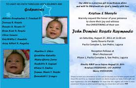 Christening Invitation Card Maker Online Advertising Slave Super Mom My Party Suppliers And Venues