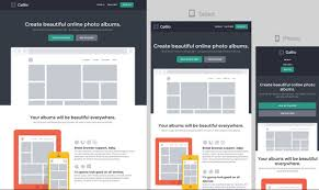 Free Homepage For Website Design Always Choose Prototypes Over Mockups Webflow Blog