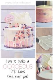 Decorating A Cake At Home Best 25 How To Decorate Wedding Cakes Ideas On Pinterest