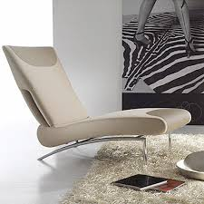 Chaise Lounge Armchair Bonaldo Berlin Modern Chaise Lounge Chair By Stefan Hiliger Stardust