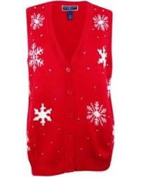 snowflake sweater deal alert s plus size snowflake sweater vest