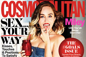 cosmopolitan article miley cyrus interview for u0027cosmopolitan u0027 parents u0027 love advice