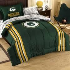 Green Bay Packers Bedding Set Nfl Green Bay Packers Bedding Set Green Bedrooms Pinterest