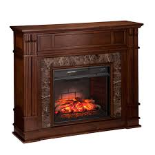 highgate faux stone infrared electric media fireplace infrared