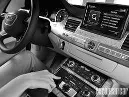 luxury cars inside 2011 audi a8 4 2 european car magazine