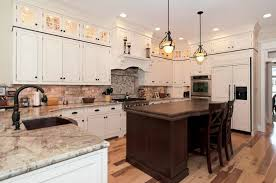 Re Laminating Kitchen Cabinets Extraordinary Typhoon Bordeaux Granite Countertops White Kitchen