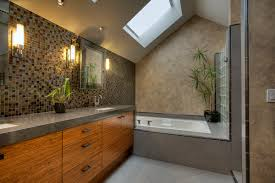 Award Winning Bathroom Designs Images by Award Winning Bath Mozambique With Waterfall Countertopjpg Award
