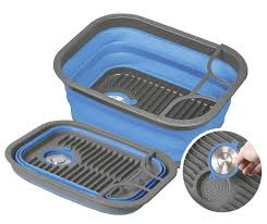 Companion Pop Up Dish Tub  Tray Portable Sink Tubs Sinks And Trays - Portable kitchen sinks