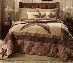 lone star western quilt colonial decor pinterest western