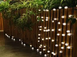 solar powered outdoor string lights decoration u2014 all home design ideas
