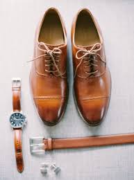 wedding shoes calgary calgary lake house wedding brown leather and