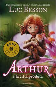 arthur forbidden luc besson