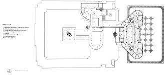 Frank Lloyd Wright Usonian Floor Plans Frank Lloyd Wright Home And Studio Floor Plan
